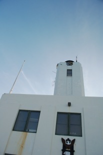 Lighthouse from the east.